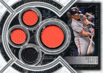 2018 Topps Museum Collection Baseball
