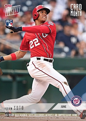 Juan Soto Rookie Cards Checklist and Top Prospect Cards 21
