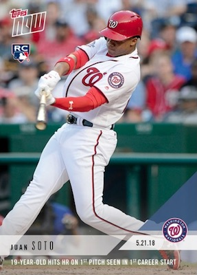 Juan Soto Rookie Cards Checklist and Top Prospect Cards 20