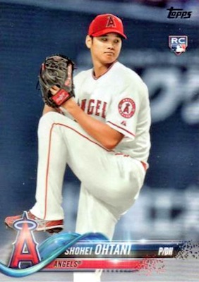 Shohei Ohtani Rookie Cards Checklist and Gallery 27
