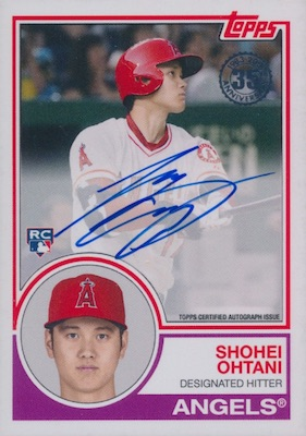 Shohei Ohtani Rookie Cards Checklist and Gallery 28