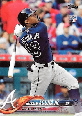 Ronald Acuna Jr. Rookie Cards Checklist and Gallery 15