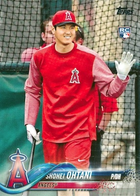 Shohei Ohtani Rookie Cards Checklist and Gallery 29