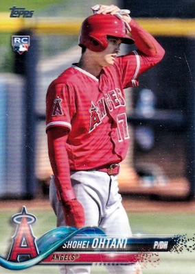Shohei Ohtani Rookie Cards Checklist and Gallery 30
