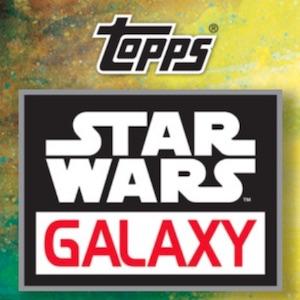 Topps Star Wars Digital Card Trader 9 Card Brown Dagobah Insert Set