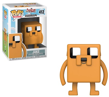 Funko Pop Minecraft Vinyl Figures 39