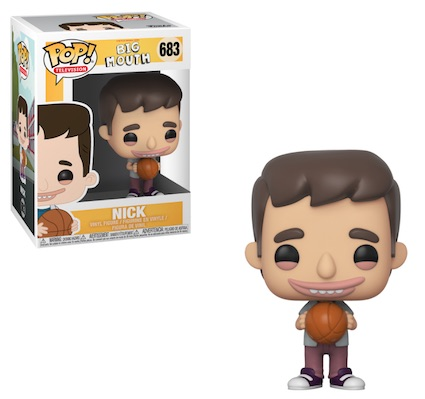Funko Pop Big Mouth Vinyl Figures 22