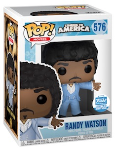 Funko Pop Coming to America Figures 6
