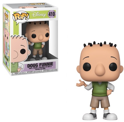 Funko Pop Doug Vinyl Figures 20