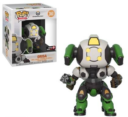 Ultimate Funko Pop Overwatch Vinyl Figures Guide 48