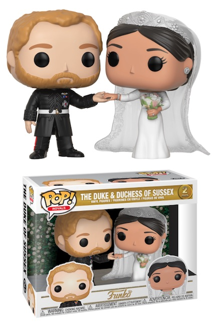 Funko Pop Royals Vinyl Figures 29