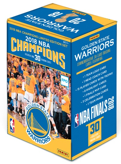 2018 Golden State Warriors NBA Finals Champions Memorabilia Guide 5