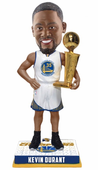 2018 Golden State Warriors NBA Finals Champions Memorabilia Guide 7