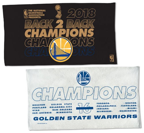 2018 Golden State Warriors NBA Finals Champions Memorabilia Guide 10