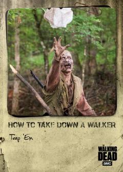 Topps Walking Dead Hunters