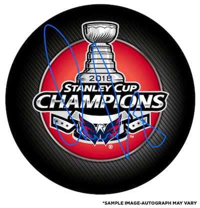 2018 Washington Capitals Stanley Cup Champions Memorabilia Guide 6