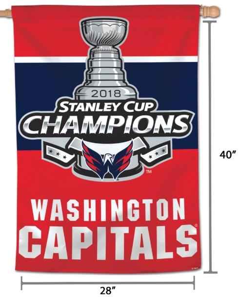 2018 Washington Capitals Stanley Cup Champions Memorabilia Guide 10