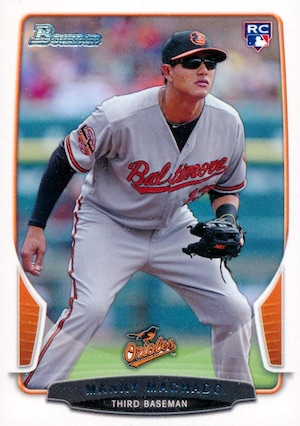 Manny Machado Rookie Cards Checklist and Guide 1
