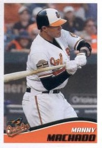 Manny Machado Rookie Cards Checklist and Guide 20