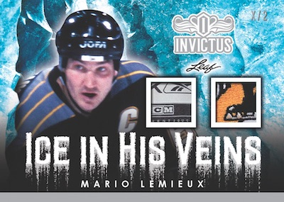 2017-18 Leaf Invictus Hockey Cards 4