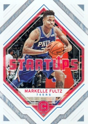 2017-18 Panini Cornerstones Basketball Cards 38