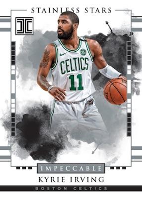 2017-18 Panini Impeccable Basketball