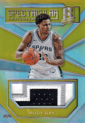 2017-18 Panini Spectra Basketball Cards 37