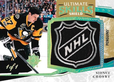 2017-18 Ultimate Collection Hockey
