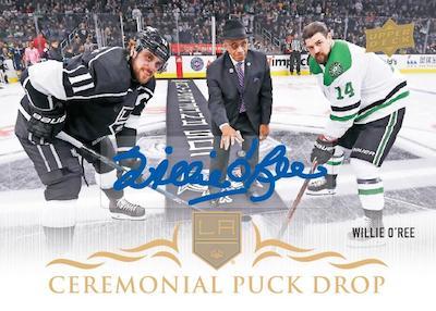 2018-19 Upper Deck Series 1 Hockey