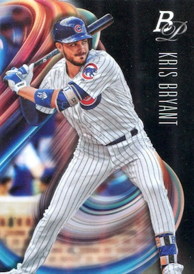 2018 Bowman Platinum Baseball Variations Checklist and Gallery 1