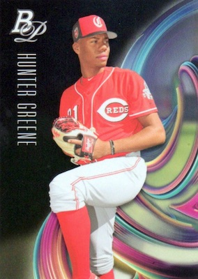 2018 Bowman Platinum Baseball Cards 36