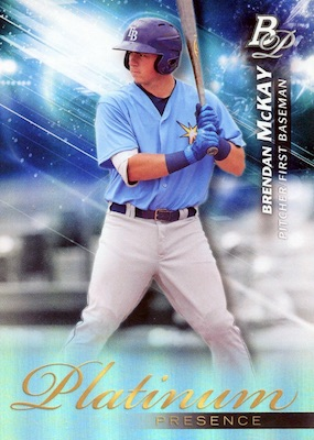 2018 Bowman Platinum Baseball Cards 37
