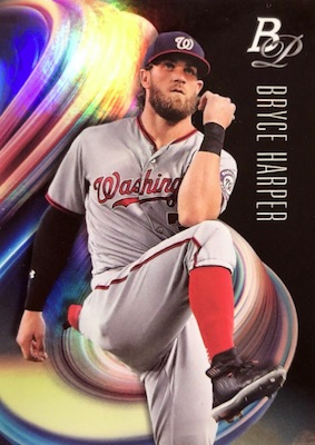 2018 Bowman Platinum Baseball Variations Checklist and Gallery 20