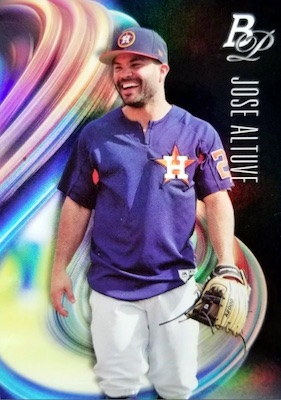 2018 Bowman Platinum Baseball Variations Checklist and Gallery 14