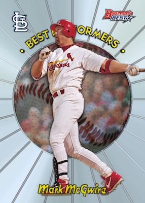 2018 Bowman's Best Baseball
