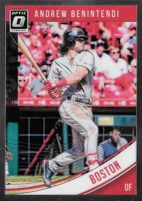 2018 Donruss Optic Baseball Variations Guide 43