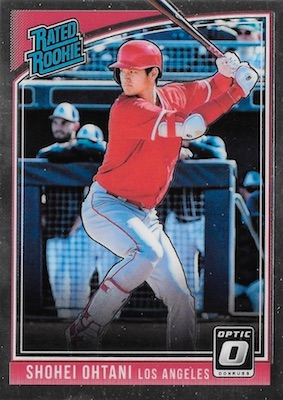 Shohei Ohtani Rookie Cards Checklist and Gallery 15