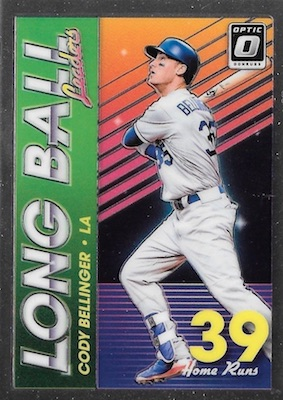 2018 Donruss Optic Baseball