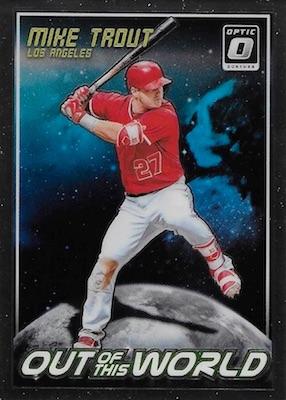 2018 Donruss Optic Baseball Cards 34