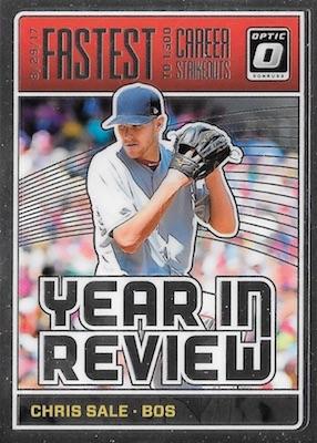 2018 Donruss Optic Baseball Cards 40