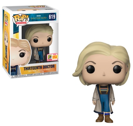 Ultimate Funko Pop Doctor Who Vinyl Figures Gallery and Guide 52