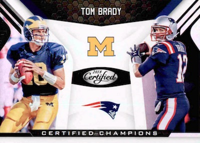 2018 Panini Certified Football Cards 38