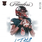2018 Panini Flawless Collegiate Football Cards