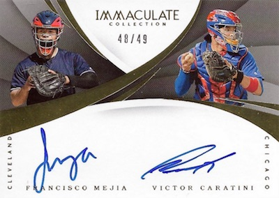 2018 Panini Immaculate Collection Baseball Cards 30