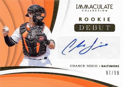 2018 Panini Immaculate Collection Baseball Cards 35
