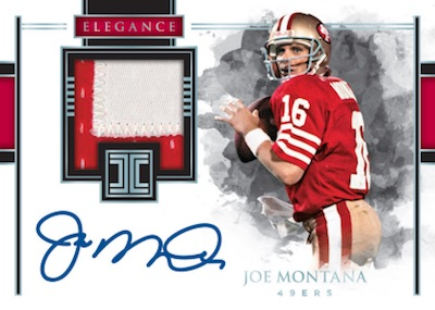 2018 Panini Impeccable Football Cards 5
