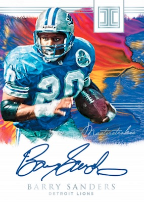 2018 Panini Impeccable Football Cards 7