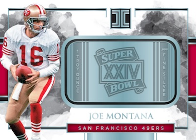 2018 Panini Impeccable Football Cards 3