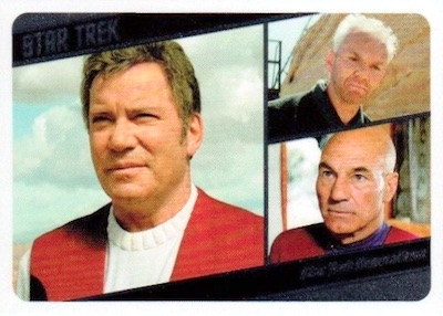 Rittenhouse Star Trek TOS Captain's Collection
