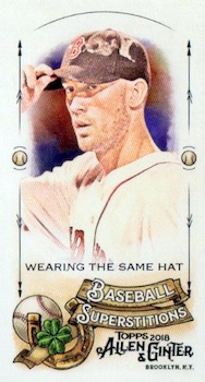 2018 Topps Allen & Ginter Baseball Cards 48